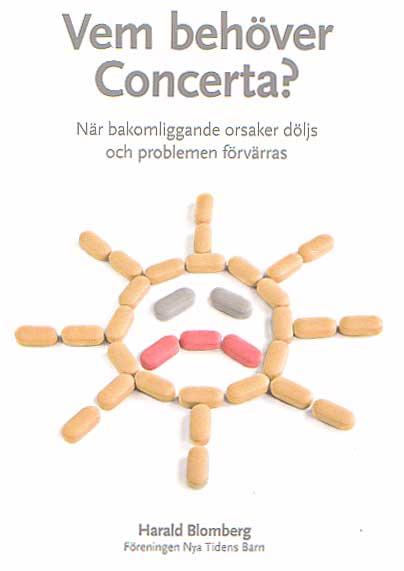 Vem behöver Concerta?